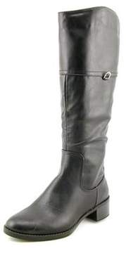 Easy Street Shoes Scotsdale Women Round Toe Synthetic Knee High Boot