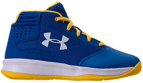Under Armour Boys' Preschool Jet 2017 Basketball Shoes