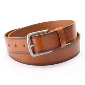 Levi's Levis Bridle Heat-Crease Leather Belt - Men