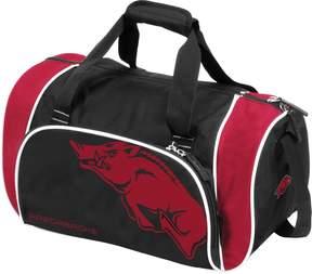 NCAA Logo Brand Arkansas Razorbacks Locker Duffel Bag