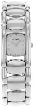 Ebel Beluga Manchette 9057A21 Stainless Steel Quartz Womens Watch
