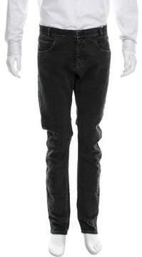 Damir Doma Silent Distressed Dark-Wash Jeans w/ Tags