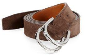 Ralph Lauren Stirrup D-Ring Belt