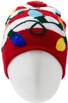 Charlotte Russe Holiday Light-Up Beanie