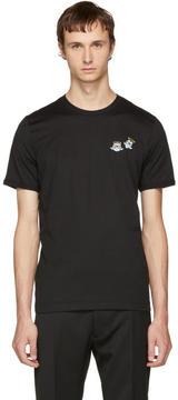 Dolce & Gabbana Black Angel Designers T-Shirt