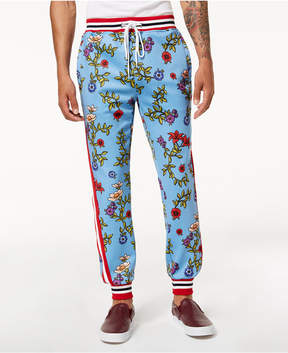Reason Men's Floral Track Pants