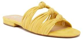 Joe's Jeans Hazel Knotted Slide Sandal