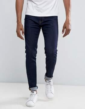 Edwin ED-85 Slim Tapered Drop Crotch Jeans Rinse
