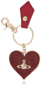 Vivienne Westwood Mirror Heart Key Holder