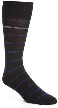 John W. Nordstrom Men's Big & Tall Stripe Socks