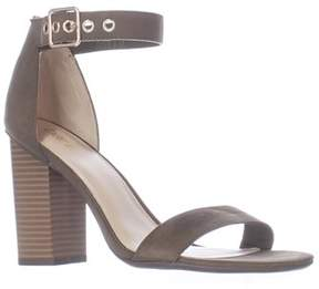 Bar III B35 Mikayla Ankle Strap Dress Sandals, Lichen.