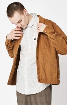 RVCA Cleta Short Sleeve Button Up Shirt