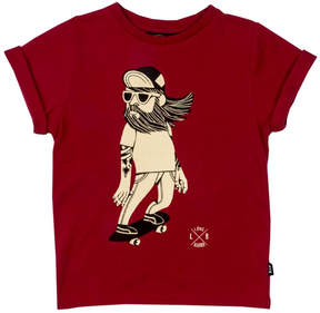 Rock Your Baby Hipster Skater Tee
