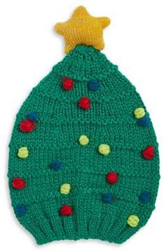 Collection 18 Christmas Tree Beanie