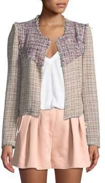 IRO Walefa Multicolor Tweed Jacket