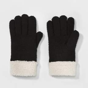 Isotoner Women's smarTouch Solid Acrylic Knit Gloves