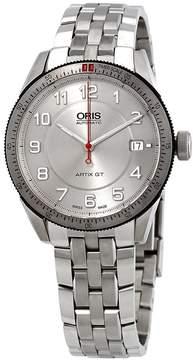 Oris Atrix GT Date Automatic Silver Dial Men's Watch