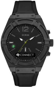 GUESS CONNECT Black Smartwatch