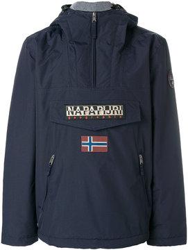 Napapijri hooded windbreaker