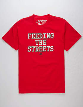 Lrg Feeding The Streets Mens T-Shirt