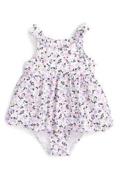 Kate Spade Floral One-Piece Swimsuit (Baby Girls)
