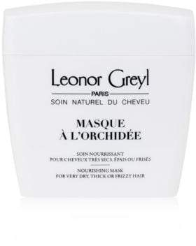 Leonor Greyl Masque a l'Orchidee - Conditioning Mask for Thick, Coarse or Frizzy Hair/7 oz.