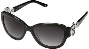 Brighton Interlock Sunglasses Plastic Frame Fashion Sunglasses