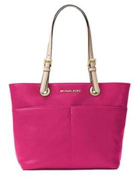 Michael Kors Women's Bedford Top Zip Pocket Tote Bag 30H4GBFT6L-564 - PINK - STYLE