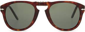 Persol Po2431 tortoiseshell square-frame sunglasses