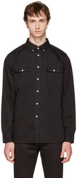 Saturdays NYC Black Angus Shirt