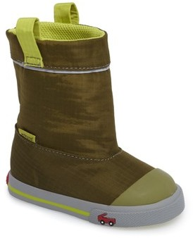 See Kai Run Toddler Boy's Montlake Waterproof Boot