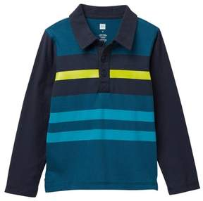 Tea Collection Speirs Warf Polo (Toddler, Little Boys, & Big Boys)