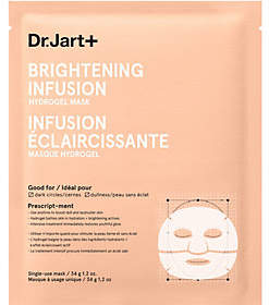 Dr. Jart+ Brightening Infusion Hydrogel Mask 1. 2 oz