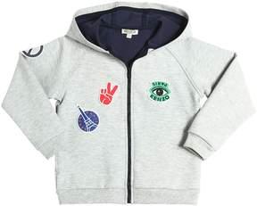 Kenzo Doubled Cotton Interlock Sweatshirt