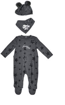 GUESS 3-Piece Set (0-12m)