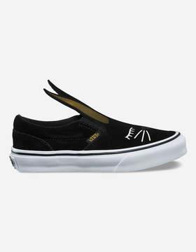 Vans Bunny Black Slip-On Girls Shoes