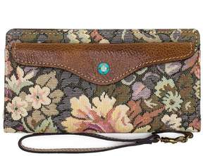 Patricia Nash Tapestry Collection Valentia Wristlet