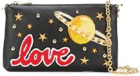 Dolce & Gabbana Love chain clutch