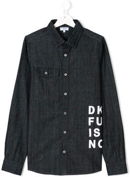 DKNY future is now shirt