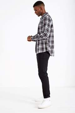Jack Wills Stanwick Brushed Check Flannel Shirt