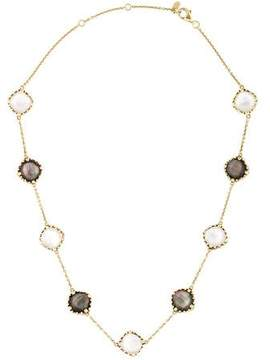 Frederic Sage 18K Doublet Station Necklace