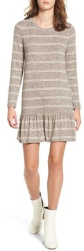 Everly Women's Drop Waist Sweater Dress