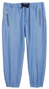 Burberry Phillie Chambray Pants
