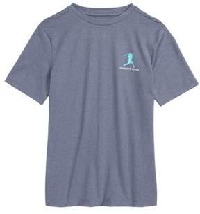 Vineyard Vines Wind Up Shot Graphic Performance T-Shirt