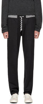 Missoni Black Striped Lounge Pants