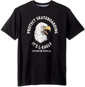 Volcom Skate Free Short Sleeve Tee Boy's T Shirt