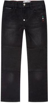 Philipp Plein Sunset Lines Regular Fit Jeans