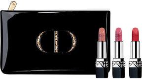 Christian Dior Couture Collection Rouge Colour Lipstick Trio