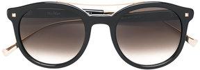 Max Mara round sunglasses