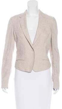 DAY Birger et Mikkelsen Stripe Linen-Blend Blazer